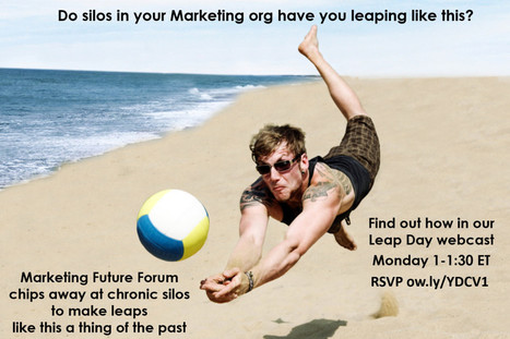 5 Ways to Make Marketing More Strategic   CustomerThink   IA-UX   Scoop.it