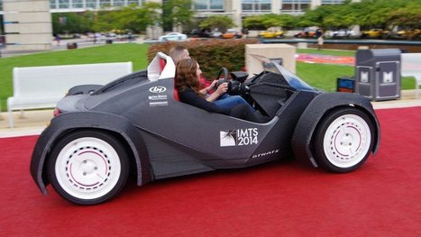 Local Motors to 3D Print Cars in 12 Hours, Recycle Old Cars, & Research Printing with Graphene & Metals | tecnologia s sustentabilidade | Scoop.it