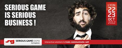 Serious Game Expo - Salon du serious game à Lyon | Auto-formation numérique | Scoop.it