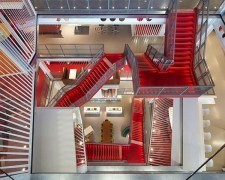 Macquarie Group London Offices Based On Theme Transparency and Privacy | Designing Interiors | Scoop.it