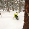 Skiing and riding in New England
