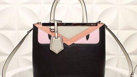 048bb47506 New Arrival  Fendi Petite 2Jours Monster Satchel Bag Only In  158