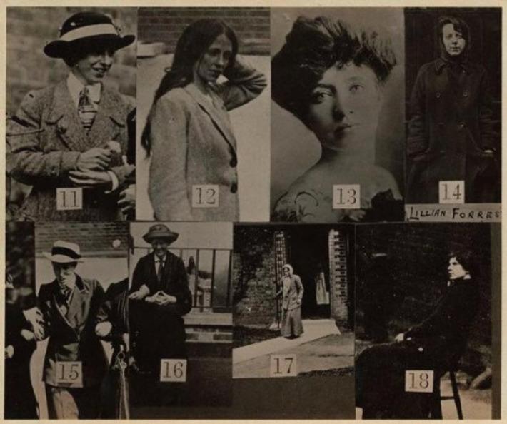 Suffragette Surveillance, 1913 | Herstory | Scoop.it