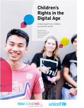 Children's Rights in the Digital Age: A Download from Children Around the World | UNICEF Publications | UNICEF | hobbitlibrarianscoops | Scoop.it