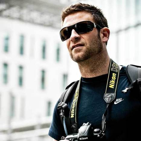 Chase Jarvis: Acclaimed Photographer and CreativeLIVE Founder | Story Route | Scoop.it