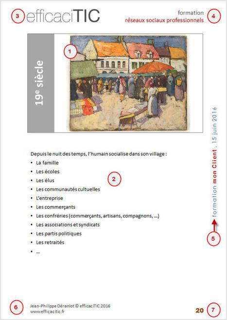 le bon format des impressions PowerPoint | usages du numérique | Scoop.it