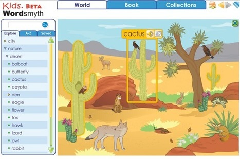 Word Smyth Picture Dictionary – UKEdChat.com | I'm Bringing Techy Back | Scoop.it