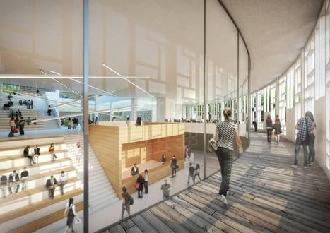 Lille 1 transforme sa bibliothèque universitaire en learning center | Archimag | Bibliothiki | Scoop.it