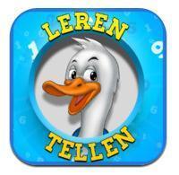 Apps voor (Speciaal) Onderwijs - App Leren tellen en cijfers schrijven voor kleuters | Apps en digibord | Scoop.it