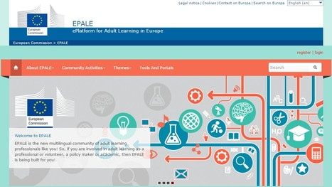 EPALE - European Commission | ePlatform for Adult Learning in Europe | On education | Scoop.it