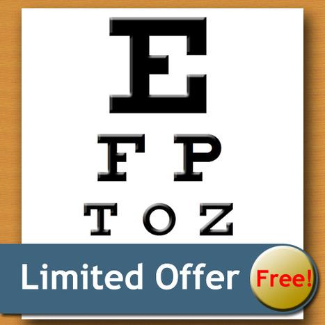 Eye Chart Pro | 21st Century Homeschooling Apps | Scoop.it