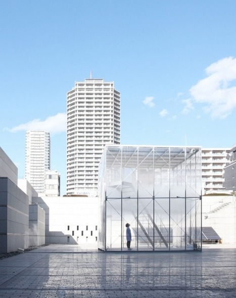 [Tokyo, Japan] Museum of Contemporary Art Tokyo / Tetsuo Kondo Architects | The Architecture of the City | Scoop.it