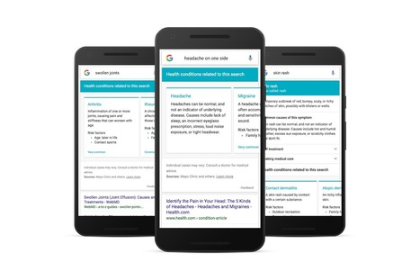 Google, Mayo Clinic, Harvard Team Up for Easy Symptom Search | healthcare technology | Scoop.it