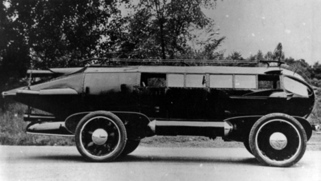 The 1929 Rocket Car of Upstate New York | Central New York Traveler | Scoop.it