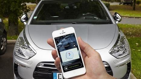Valeo s'associe à Gemalto pour sécuriser sa clé virtuelle de voiture   Innovation Numérique   Scoop.it