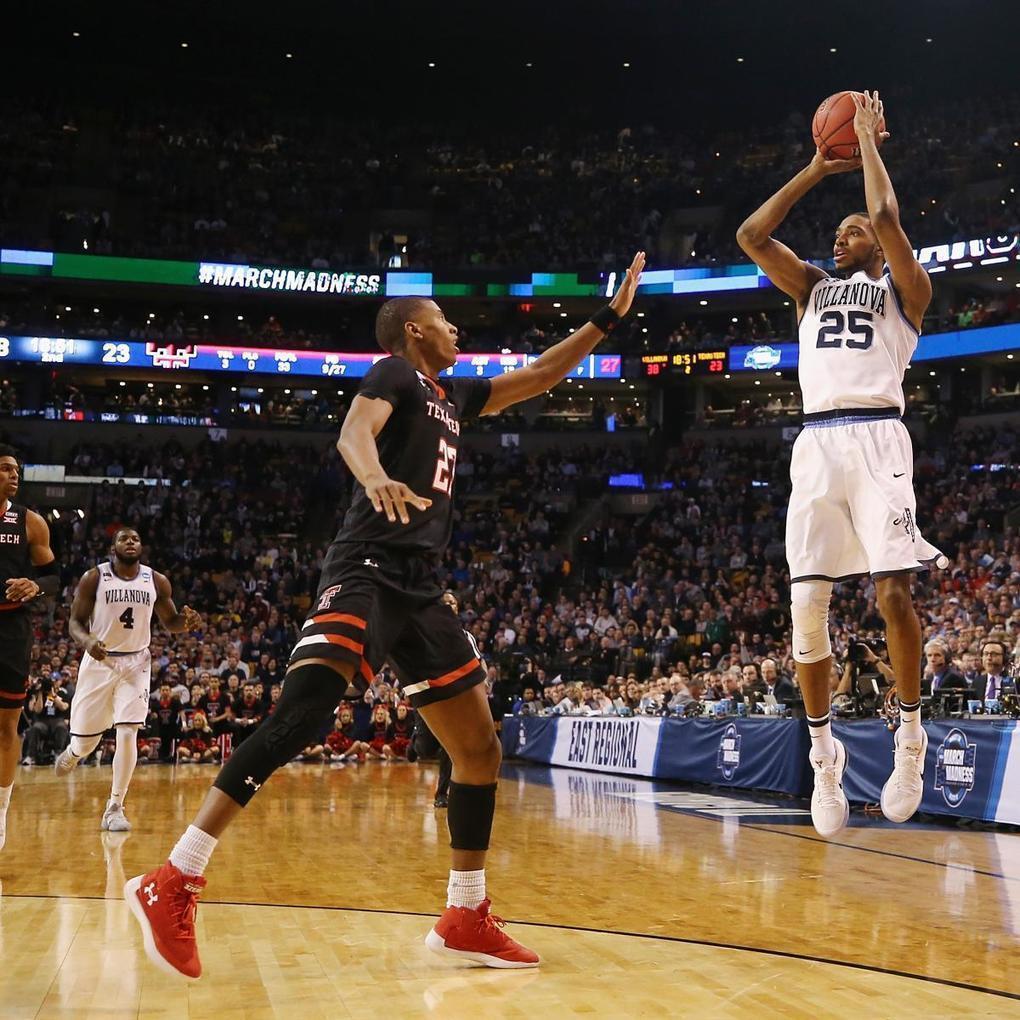 Villanova Star Mikal Bridges Could Be the  NBA... 586ee25d2