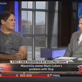 Mark Cuban To First Take Hosts: My 2 1/2 year old knows more about the NBA than you (VIDEO) | The Billy Pulpit | Scoop.it