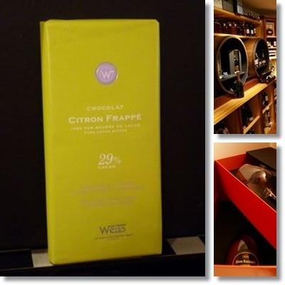 Tablette de Chocolat Blanc, Citron Frappé à découvrir dans votre épicerie fine cave de Saint-Malo intra-muros | Voyages et Gastronomie depuis la Bretagne vers d'autres terroirs | Scoop.it