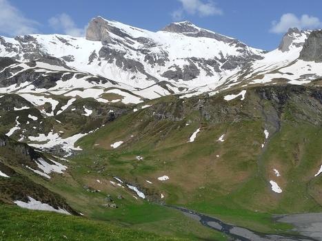 A la hourquette de Chermentas (traversée Piau – virage de la Géla)|Le blog de Michel BESSONE | Vallée d'Aure - Pyrénées | Scoop.it