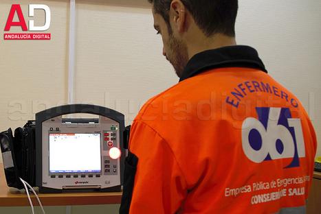 Salud incorpora a los equipos del 061 nuevos monitores desfibriladores que integran la historia clínica digital | Sanidad TIC | Scoop.it