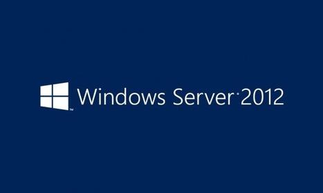 The 10 best … Windows Server 2012 features | Windows Infrastructure | Scoop.it