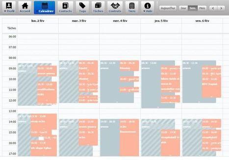 Fonctionnalités du logiciel de gestion des activités | Temps de travail | SEO Friend | Scoop.it