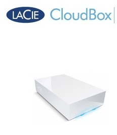 [RECENSIONE]: Lacie CloudBox per condividere con amici e parenti | ToxNetLab's Blog | Scoop.it
