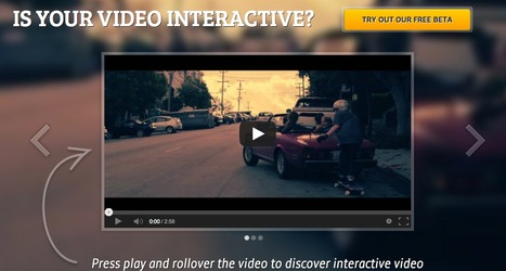 The Mad Video - Interactive Video | newmedia_edu | Scoop.it