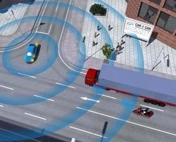 [véhicules capables de communiquer en WiFi entre eux] Le WiFi testé pour diminuer le nombre d'accidents sur les routes | Machines Pensantes | Scoop.it