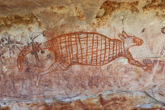 Aboriginal artwork in the Kimberley could be among oldest in the world, scientists say | Aux origines | Scoop.it