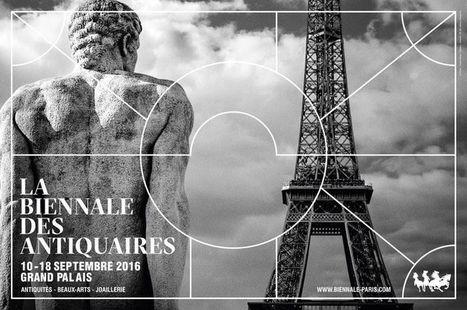 Biennale des Antiquaires au Grand Palais - NEWS OF THE ART WORLD by ArtViatic   La Biennale - Paris   Scoop.it