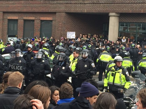Inauguration protesters vandalize city, try to disrupt Trump's oath, police arrest nearly 100 | A WORLD OF CONPIRACY, LIES, GREED, DECEIT and WAR | Scoop.it