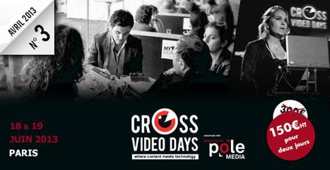 Dernière semaine pour l'appel à projets crossmedia (11 avril)! | Nouvelles écritures et transmedia | Scoop.it