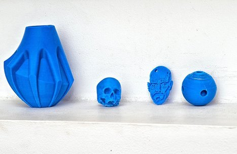 Can you make all your Christmas presents using a 3D printer? | @FoodMeditations Time | Scoop.it