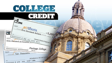Alberta colleges, universities made illegal donations to Tories - Edmonton - CBC News | Ethics? Rules? Cheating? | Scoop.it