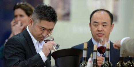 Vinexpo : signaux de reprise du marché chinois des vins et spiritueux - Sud Ouest   Le Vin en Grand - Vivez en Grand ! www.vinengrand.com   Scoop.it