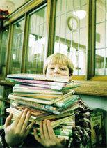 Ideas para organizar en casa una biblioteca infantil | FAMILIAS LECTORAS | Scoop.it