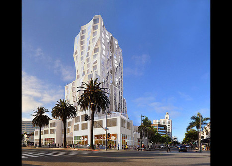 Frank Gehry designing new tower in Santa Monica - Architecture Lab | The Architecture of the City | Scoop.it