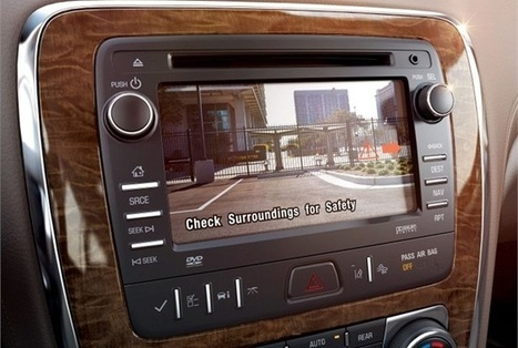 Rearview Camera Now Standard on 2015 Buick Models | Cars and Road Safety | Scoop.it