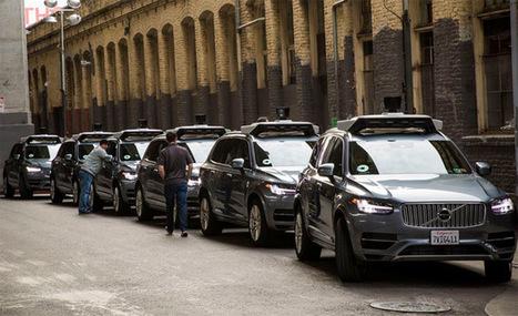 Avec des milliards de dollars de pertes, le modèle Uber est-il viable ? | European & French IT world seen from PR side | Scoop.it