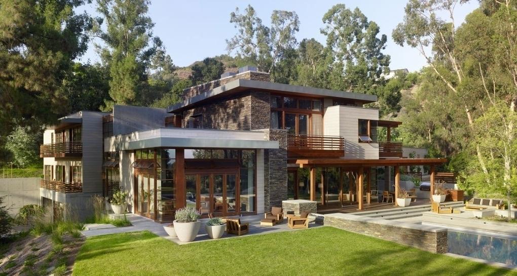 [maison du jour] Magnifique maison bois et pier