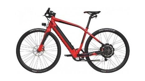 Turbo : le vélo électrique le plus rapide du monde par Specialized   Gizmodo.fr   au cul du c@mion   Scoop.it