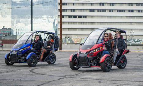 Arcimoto looks for investments via Fundable | Heron | Scoop.it