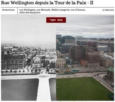 Un coup d'œil au passé pour comprendre le présent | Québec, entre tradition et modernité. | Scoop.it