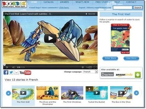 Apprendre les langues pour les enfants: vidéos avec sous-titres | Fatioua Veille Documentaire | Scoop.it
