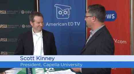 Capella U. Prez Talks Reality of Online Learning - EdTechReview™ (ETR) | EdTechReview | Scoop.it
