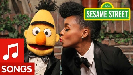 Sesame Street: Janelle Monae- Power of Yet - YouTube | Full Day Kindergarten and Early Learning | Scoop.it