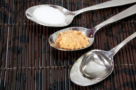 Your guide to natural sweeteners and white sugar substitutes | Well+Good NYC | The Errant Diner | Scoop.it