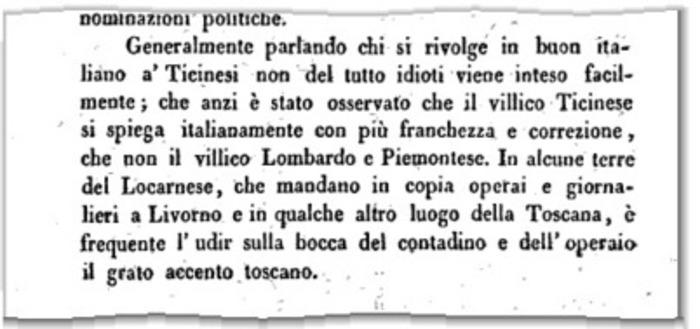 (IT) - ELVETISMI & TICINESISMI | Tabasio | Glossarissimo! | Scoop.it