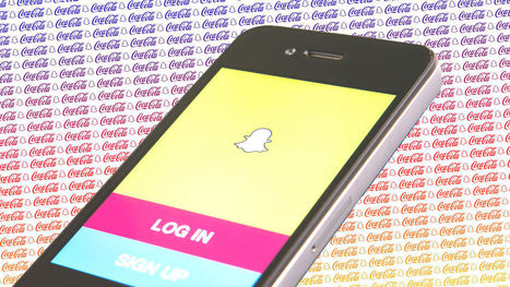 How Coca-Cola Cracked Snapchat | Tracking Transmedia | Scoop.it